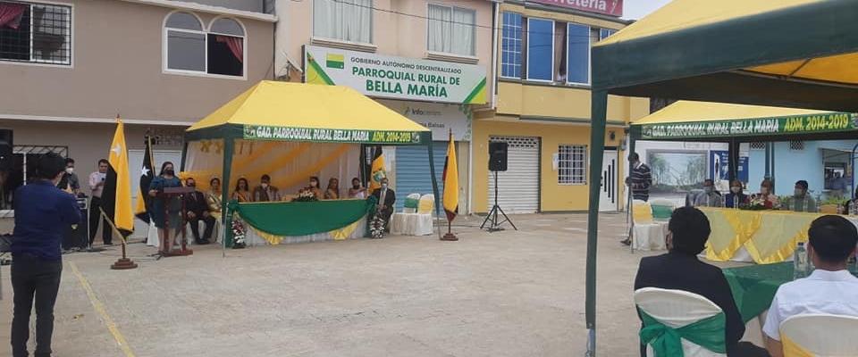 VIGESIMO TERCER ANIVERSARIO DE PARROQUIALIZACION